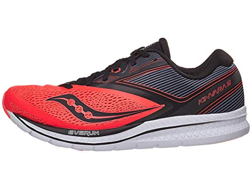 Fitness Rouge De Saucony Chaussures noir Homme Kinvara 9 tZtYqIw