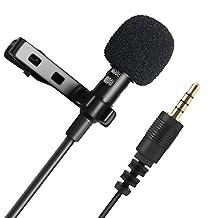 IMDEN Omnidirectional Condenser Lavalier Microphone