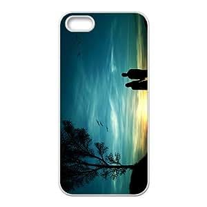 Custom Love Back Cover Case for iphone5,5S JN5S-535