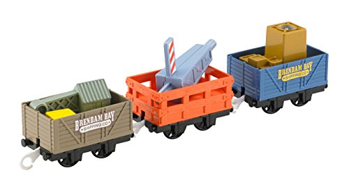 Fisher-Price Thomas & Friends TrackMaster, Dockside Delivery Crane (Sodor Cargo Crane)