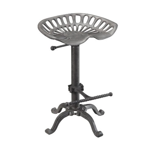 Carolina Chair and Table Adjustable Colton Tractor Seat Stool