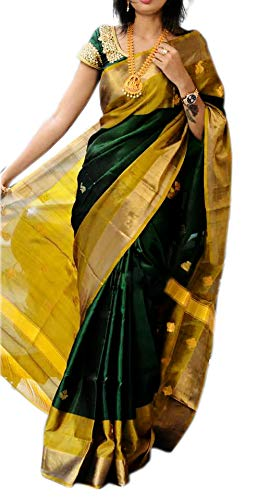 8a259fc7b9aad Image Unavailable. Image not available for. Colour  uppada pattu saree with  blose