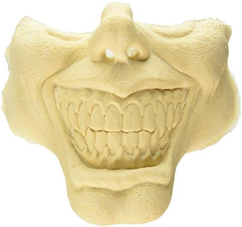 Cinema Secrets Woochie Funny Face Foam Prosthetics, Multi, One (Woochie Prosthetic)