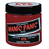 Manic Panic - Vampire Red Cream Hair Color