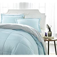 iEnjoy Home Collection Down Alternative Reversible Comforter Set (King) (Various Colors)