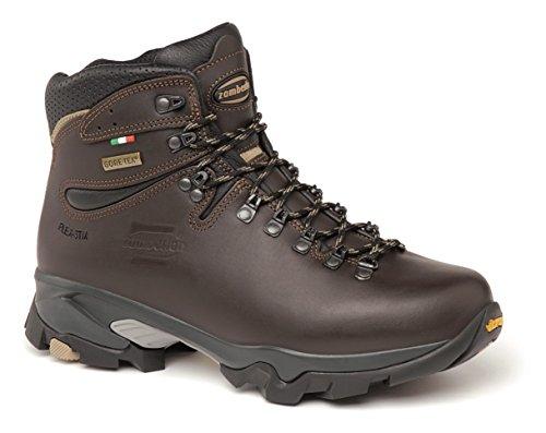 Zamberlan Women's 996 Vioz GT Hiking Boot,Dark Brown,40.5 M EU/8.5 M US by Zamberlan