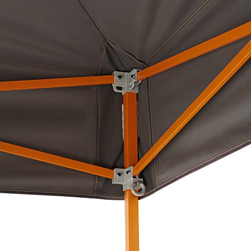 E Z Up Instant Shelter Parts : E z up vantage instant shelter canopy by steel