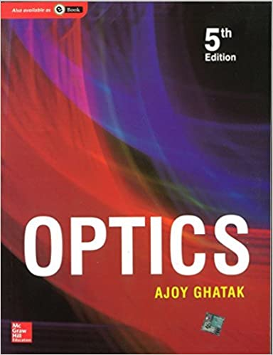 optics by tata mcgraw hill