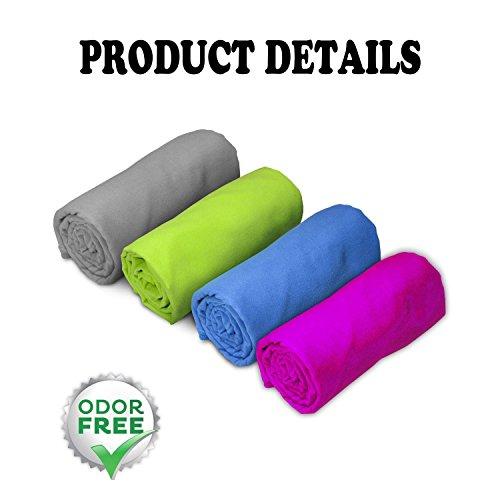 Review Noi Viviamo Towels Microfiber