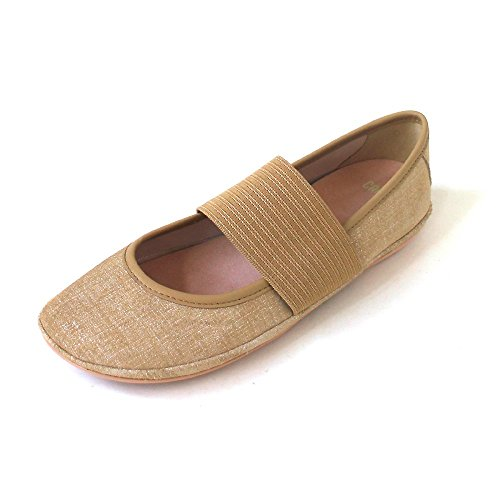 pina derma wheat peto Women's Low Sneakers Top CAMPER Gelb f0SqB8w