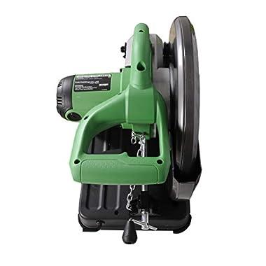 HiKOKI CC14STD 14 inch 2200-Watt Cut-Off Machine, Green 12
