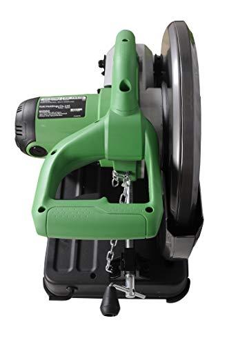 HiKOKI CC14STD 14 inch 2200-Watt Cut-Off Machine, Green 5