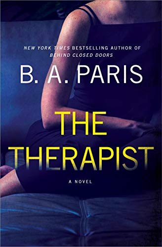 Book Cover: The Therapist: A Novel