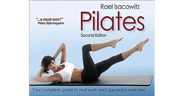 Amazon.com: Pilates (9781450434164): Rael Isacowitz: Books