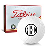 Titleist DT TruSoft Monogram Personalized Golf Balls