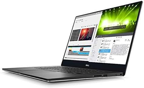 Dell XPS 15 9560 FHD 1080P Intel Core i7-7700HQ 8GB RAM 256GB SSD Nvidia GTX 1050 4GB GDDR5 Windows 10 Professional (Certified Refurbished)
