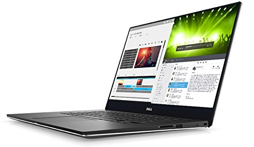 Dell XPS 15 9570 15.6″ 4K UHD TouchScreen Laptop: Core i7-8750H, 32GB RAM, 1TB SSD, NVIDIA GTX 1050Ti, Backlit Keyboard, Fingerprint Reader, Windows 10
