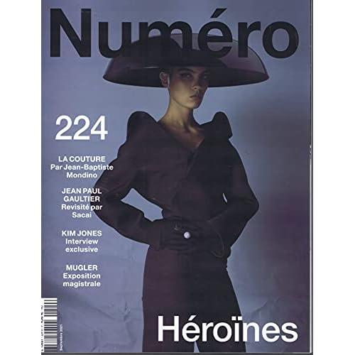 Numero 表紙画像