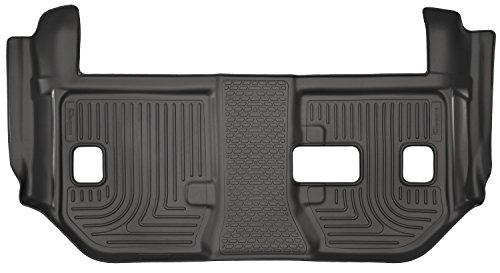 Husky Liners 3rd Seat Floor Liner Fits 15-18 Suburban/Yukon XL 2nd Row Bench