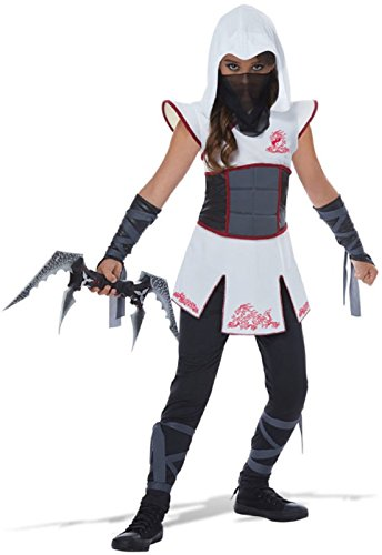 Fearless Ninja Girls Costume]()