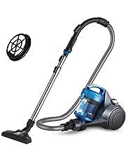 Eureka NEN110B Whirlwind NEN110 Corded Bagless Canister Vacuum Cleaner, Blue