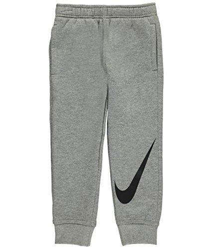 Nike Little Boys Jogger Pants (Sizes 4 - 7) - dark heather gray, 5