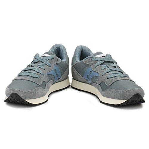 Dxn Vintage Aqua Sneaker Donna Aqua Saucony grey Grigio tfI1aAnq