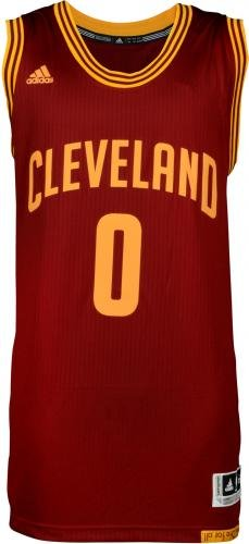 Kevin Love Cleveland Cavaliers Autographed Red Adidas Swingman Jersey Upper Deck Fanatics Authentic Certified