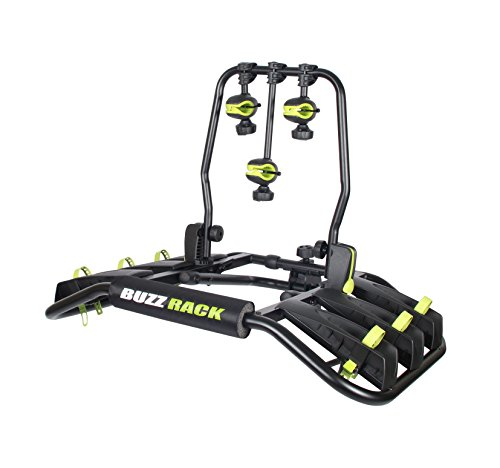 BUZZ RACK Entourage 3-Bike Platform Hitch Rack