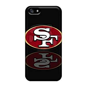 Fashion Tpu Case For Iphone 5/5s- San Francisco 49ers Defender Case Cover