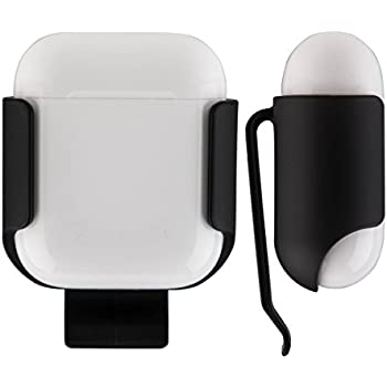 Amazon.com: kwmobile Belt Clip Holder for Apple AirPods