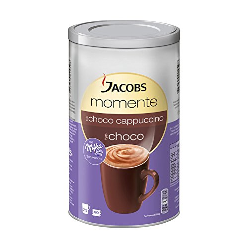 Jacobs Choco Cappuccino Instant Coffee Drink 500g
