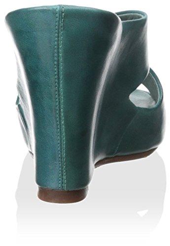 Chocolat Blu Womens Cypress Sandal Kricka Läder