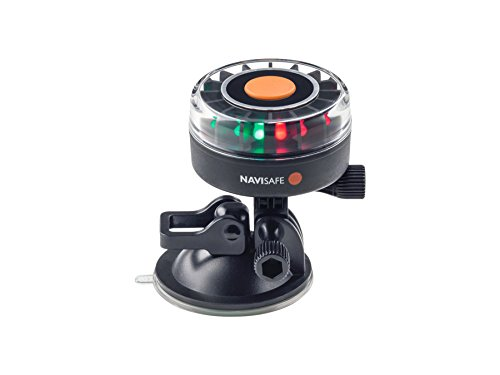 341 Navilight Tricolor 2NM W/Suction Base (Bag Tri Color Sport)
