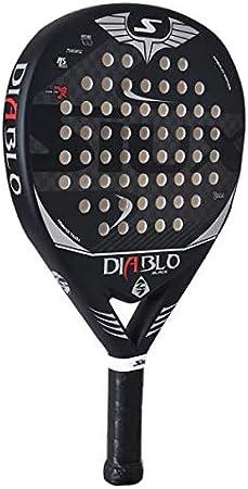 Siux Pala DE Padel Diablo Black: Amazon.es: Deportes y aire libre