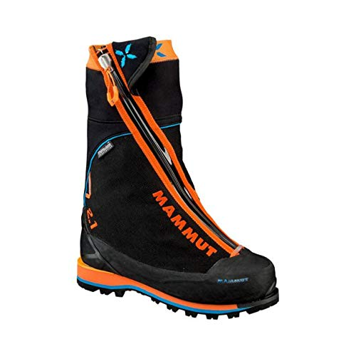 Mammut Nordwand 2.1 High Mountaineering Boot - Men's, Black-Sunrise, US 3010-00721-00027-US 10.5