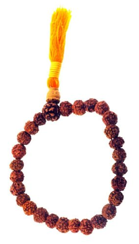Hinky Imports Rudraksha Seed Bracelet