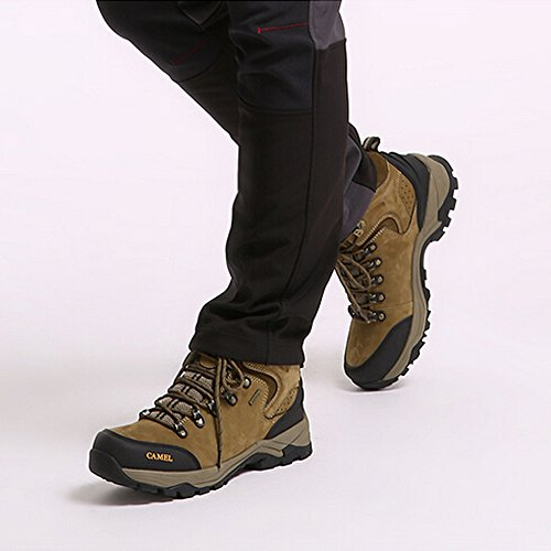 Eu Boots Outdoor M Mens Brown Hiking Camel Size Color Professional 41 wvHzII6q