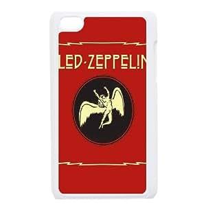 Led Zeppelin Apollo iPod Touch 4 Case White phone component AU_504443