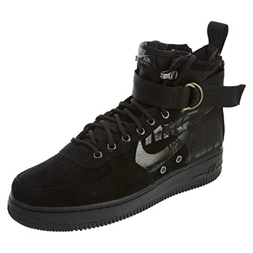 008 Fitness SF NIKE Grey Black Af1 Cool de Chaussures Mid Homme Multicolore qPXCwX7p