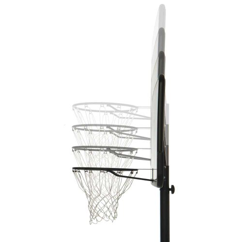 081483012698 - Lifetime 1269 Pro Court Height Adjustable Portable Basketball System, 44 Inch Backboard carousel main 3
