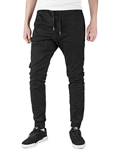 ITALY MORN Men's Chino Jogger Pants XL ()