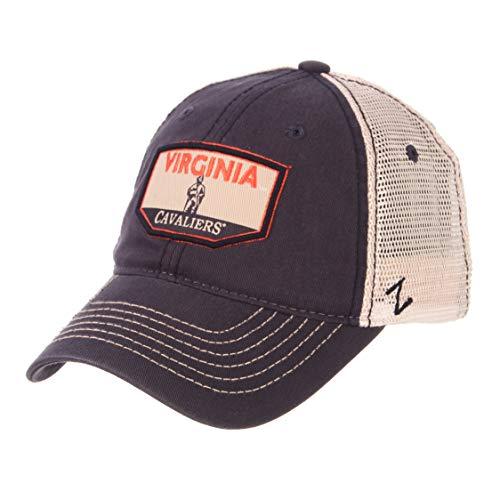 5d8469fe10cd8 ZHATS NCAA Virginia Cavaliers Men s Trademark Relaxed Cap