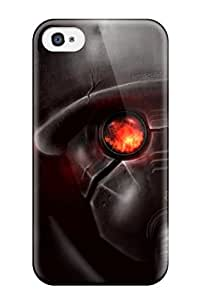 Amberlyn Bradshaw Farley's Shop 2163359K97995223 High Quality Gas Mask Skin Case Cover Specially Designed For Iphone - 4/4s