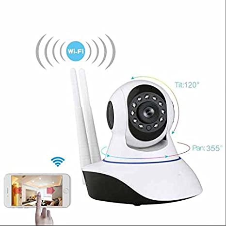Cámara de Seguridad 720P IP Camera wifi,1280 x 720 Pixeles,IR-Cut