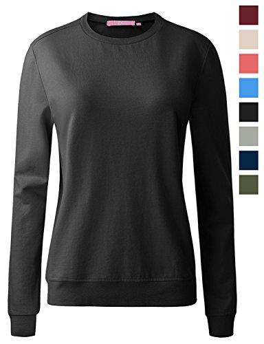 100% Cotton Crewneck Sweatshirt - 2