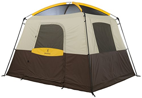 Browning Camping Ridge Creek 5 Person Tent (Browning Cot)
