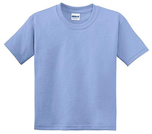 Gildan Youth DryBlend 5.6 oz., 50/50 T-Shirt - CAROLINA BLUE - L