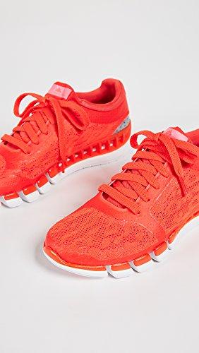 Adidas Stella Mccartney Donna Kea Clima Sneakers Solare Rosso / Solare Rosa / Argento