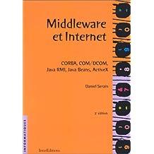 MIDDLEWARE ET INTERNET. CORBA, COM/DCOM, Java RMI, Java Beans, ActiveX, 2ème édition